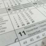 The 2018 ACT Calendar of Test Dates and Deadlines